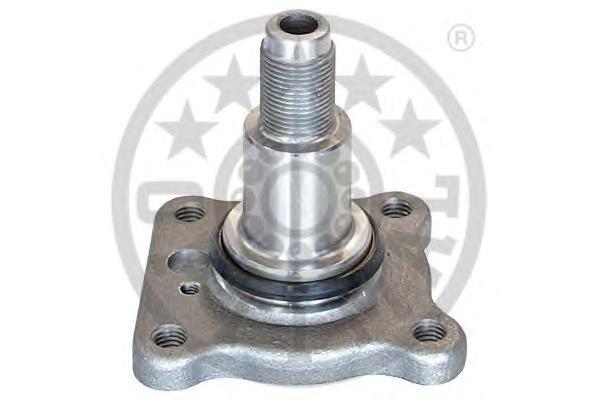 Ступица колеса задняя FORD FOCUS, FIESTA V, FUSION (бараб тормоза + ABS) 04-P369