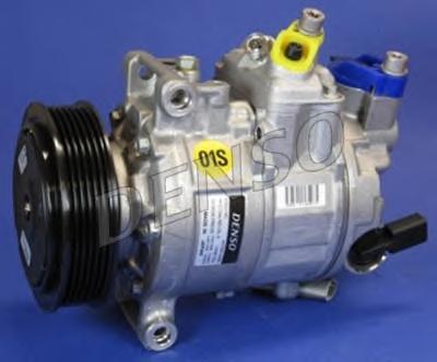 Компрессор кондиционера VW TIGUAN (5N) / PASSAT (3C2) / PASSAT (362) / GOLF VI (5K1) / SKODA YETI (5L) / OCTAVIA (1Z3) / AUDI Q3 (8U) DCP02050