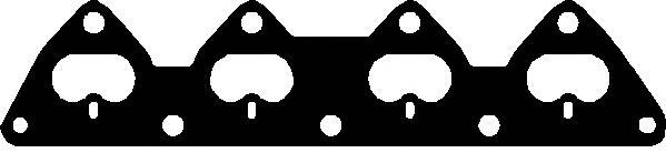 Прокладка коллектора Opel Astra, Vectra 1.4/1.6 16V 93> Ex
