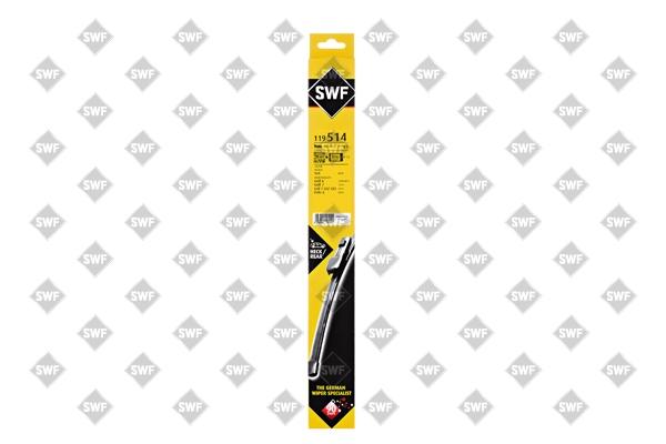 Щетка стеклоочистителя 285мм VAG Golf VI, Polo 08-
