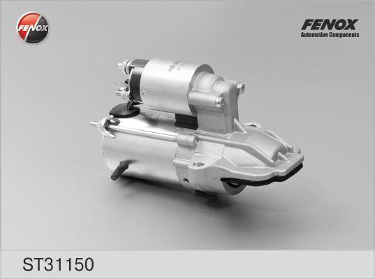 Стартер Focus II, S40, S80, Mondeo IV, Transit 06- (1477482,2,0 Duratec-HE (145PS) AODA) ST31150