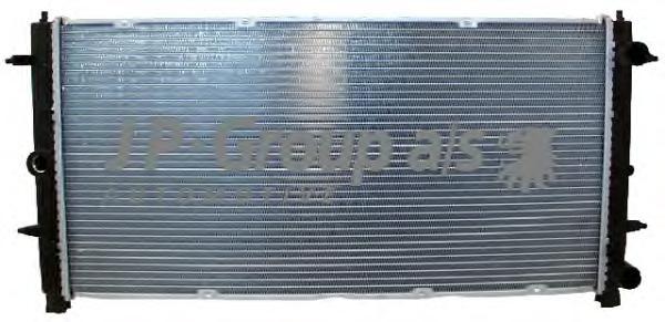 Радиатор охлаждения (720x355) VW T4 91-02