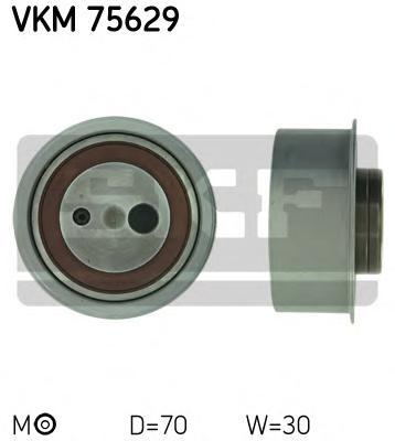 Натяжной ролик, ремень ГРМ Hyundai,Kia Sp