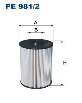 Фильтр топливный PE981/2