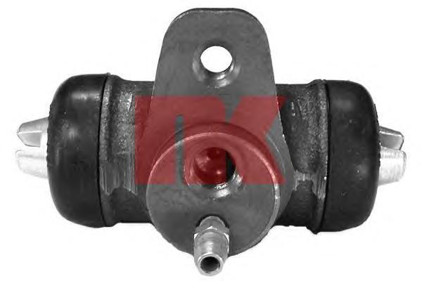 Цилиндр тормозной задний / VW Transporter T-2 68 - 92