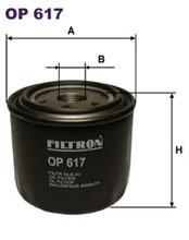 Фильтр масляный OP617