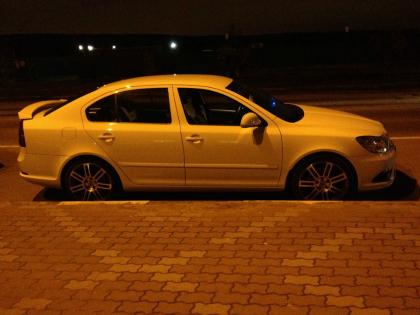 Eibach Skoda Octavia RS