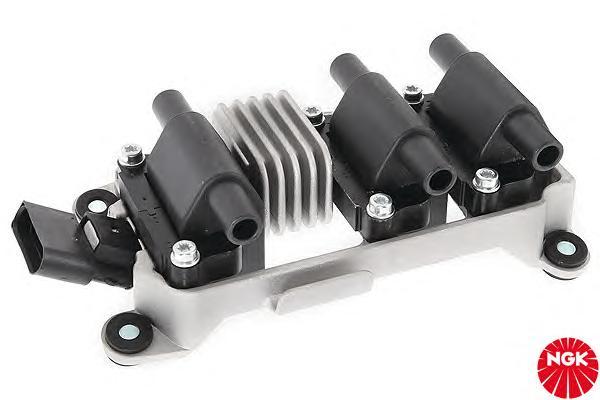 48037 / U2010 Катушка зажигания AUDI: 100 (4A, C4) 2.6/2.6 QUATTRO/2.8 E/2.8 E QUATTRO 90-94, 100 AVANT (4A, C4) 2.6/2.6 QUATTRO/2.8 E/2.8 E QUATTRO 90-94, 80 (8C, B4) 2.6/2.6 QUATTR