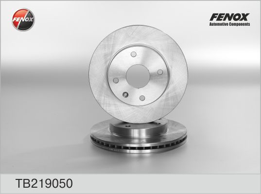 Диск тормозной передний Chevrolet Lacetti/Chevrolet Rezzo 05- TB219050