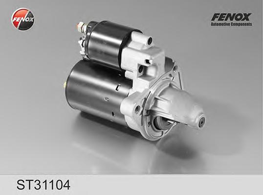 Стартер (с редуктором, 1,1kw, 10T) Focus 1,6 I-III 1,6, Fiesta V, Mondeo IV 1,6 ST31104
