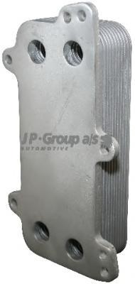 Радиатор масляный VAG Touareg, T5 2.5TDI