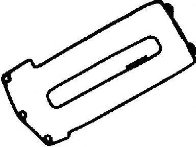 Прокладка клапанной крышки BMW E39 3.5 8V M62B35 99> Lh