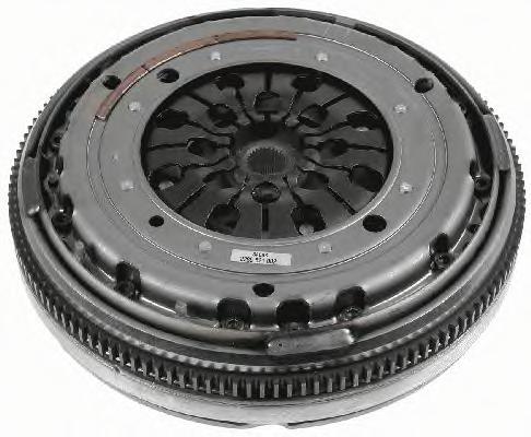 Сцепление SACHS 2289521002 двухмассовый маховик+диск+корзина VW T4 2.5TD ACV/AYY/AYC