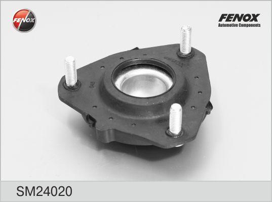 Опора амортизатора FENOX SM24020 Ford Fusion/Fiesta-V/Mazda-2/Demio пер.