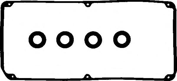Прокладка к/к VICTOR REINZ 155316601 комплект MMC 1,3 12V 4G13 98-