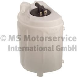 Насос топливный электрический (модуль) AUDI: A2 (8Z0) 1.4 00-05, A3 (8L1) 1.6/1.8/1.8 quattro/1.8 T/1.8 T quattro 96-03, A3 (8P1) 1.6 03-, A3 Sportback (8PA) 1.6