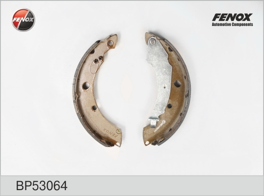 Колодки тормозные FENOX BP53064 VW POLO SEDAN бараб 228*42