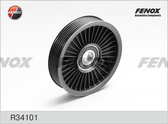 Ролик обводной Chevrolet Cruze 09- 1,6, 1,8, Lacetti 05- 1,4, 1,6, Daewoo Nexia 08- 1,6 1,6 R34101