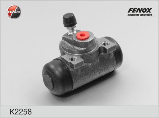 Цилиндр колесный FIAT Brava/Bravo 95-01, Marea 96, Punto 94-00 K2258