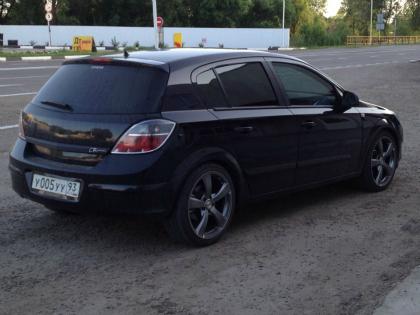 Eibach Opel Astra H