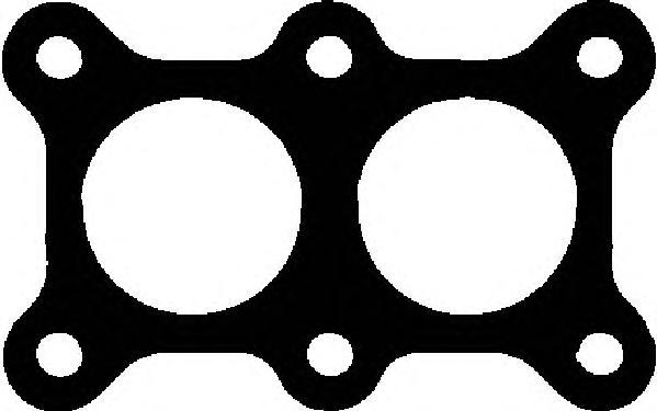 Прокладка приемной трубы AUDI/SEAT/VW 1.6-2.3 88-06