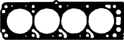 Прокладка ГБЦ Opel Vectra 2.0 C20NE 86>
