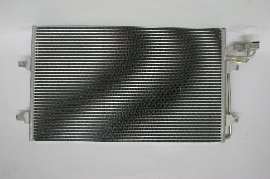 Замена радиатора кондиционера volvo s40