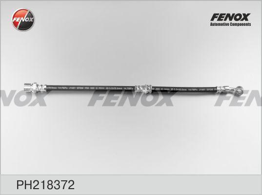 Шланг тормозной FENOX PH218372 LACETTI перед L