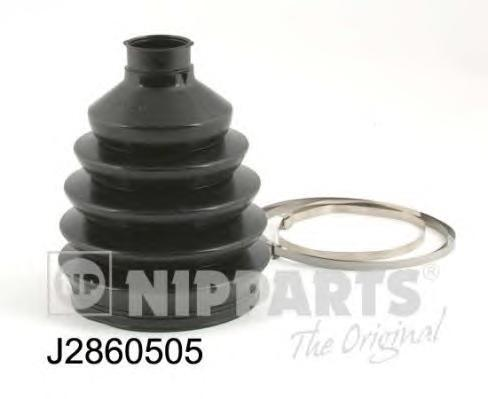 Пыльник ШРУС NIPPARTS J2860505 HYUNDAI SONATA (23*92*133 !! термопластик )