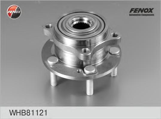 Ступица FENOX WHB81121 Hyundai Santa Fe 2.2/2.7i/CRDi 06-
