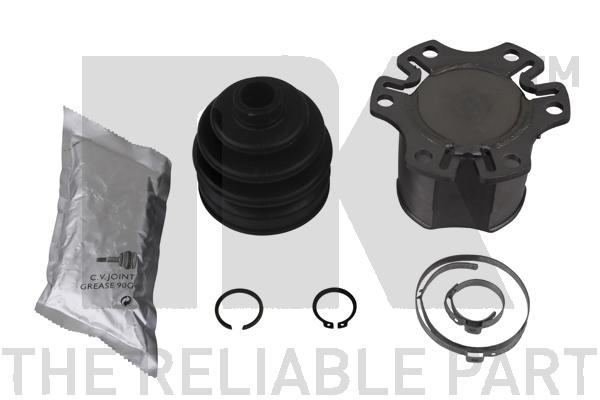 ШРУС внутренний (трипод), комплект / AUDI A-4,6,8•FORD Galaxy•SEAT Alhambra•VW Charan 95~