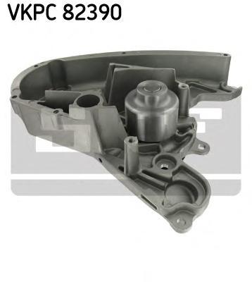 Водяной насос Fiat Ducato