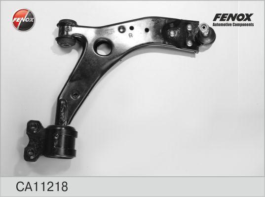 Рычаг передний правый Ford Focus II 04-06, Volvo S40 II 04-, V50 04- (21мм) CA11218