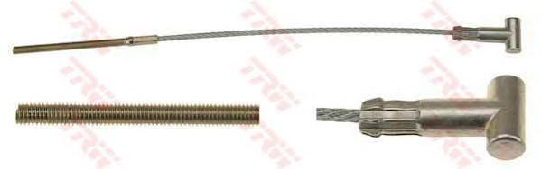 Трос ручника передний OPEL ASTRA G, VECTRA B, ZAFIRA A GCH2095
