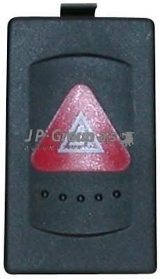 Кнопка аварийной сигнализации VW Passat-V 96~