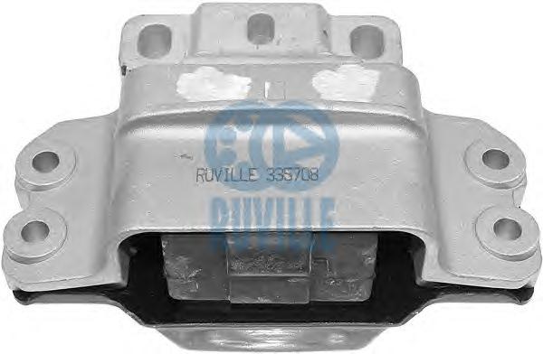 Опора двигателя лев AUDI: A3 1.6/2.0FSI АКПП 03-, SEAT: ALTEA 2.0TDI РКПП6 04-