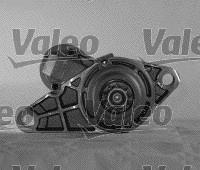 Стартер VALEO 438172 Audi A3 03-08 1.6, 2.0