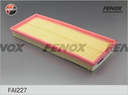 Фильтр воздушный Ford Mondeo 93-00 1,6-2,0 FAI227
