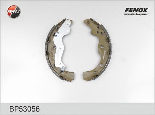 Колодки тормозные FENOX BP53056 SUZUKI SX4 220*35