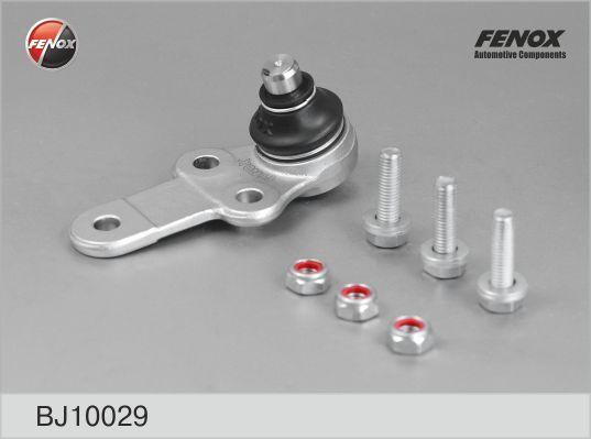 Опора шаровая FENOX BJ10029 Ford Focus I 98-04 = 1073214, 1138160, 1212809, 2M513042BD, 89AG3042AK, 98AG3395AE, 1073215, 1090730, 1090738