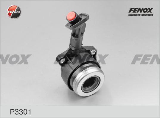 Цилиндр сцепления рабочий Ford Focus седан II, Galaxy II, Mondeo IV 6-ступ КПП P3301