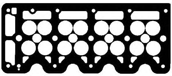 Прокладка клапанной крышки Opel Astra 1.7DI/DTI 16V Y17DT/DTL 00