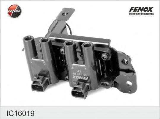 Катушка зажигания FENOX IC16019 ACCENT 05-/KIA RIO II/CERATO 1.6