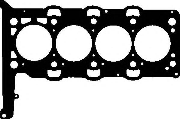 Прокладка ГБЦ HYUNDAI: SANTA-FE 2.2CRDi D4HB 09- 1.4mm