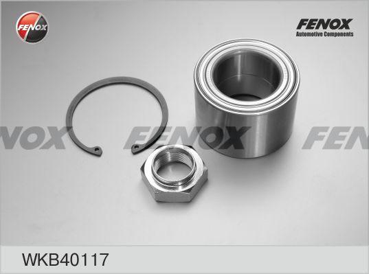Подшипник ступицы FENOX WKB40117 Peugeot Boxer/Fiat Ducato 2.0-3.0D/HDi 04-