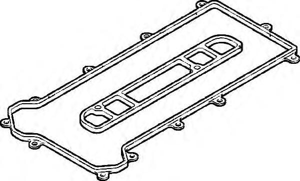 Прокладка крышки ГБЦ Ford, Mazda