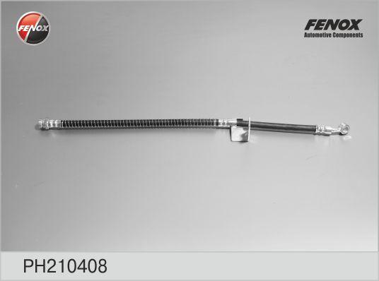 Шланг тормозной FENOX PH210408 Hyundai Elantra (XD) 00-06; Kia Carens III 02-