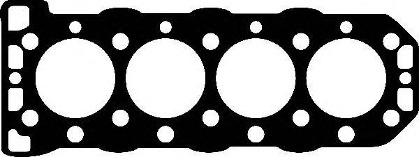 414576P Прокладка ГБЦ (комбинированная)