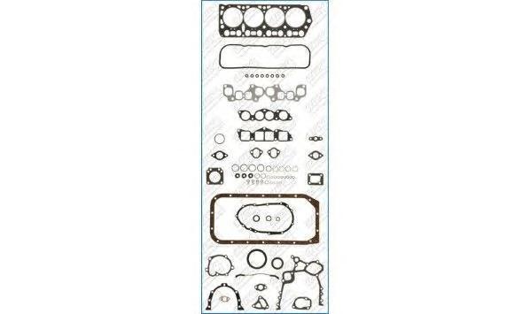 Полный компл. прокладок Toyota-VW 85-944YEC 4Y 22