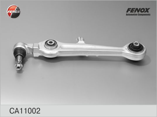 Рычаг FENOX CA11002 Audi A4 RS4 (Ch.8D-X-200001->) 09/97-09/01, A6 (Ch.4B-2-031501->) 09/01-05, A8 (Ch.4D-X-005501->) 99-09/02; VW Passat (Ch.3B-3-072 001->) 00-05 передний нижний (передний) (16,4mm) c шо = 4B3407151C